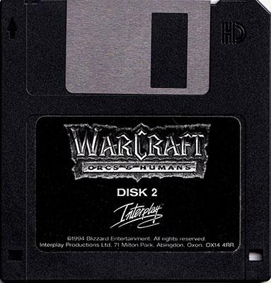 Warcraft Orcs & Humans Disco 2