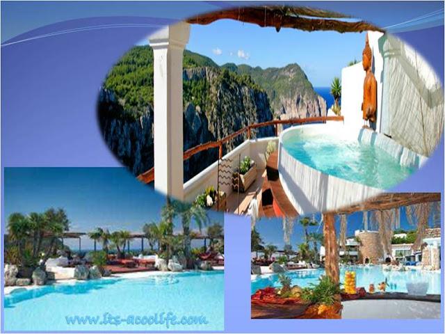 Hacienda Na Xamena  Ibiza Hotel Restaurant Spa
