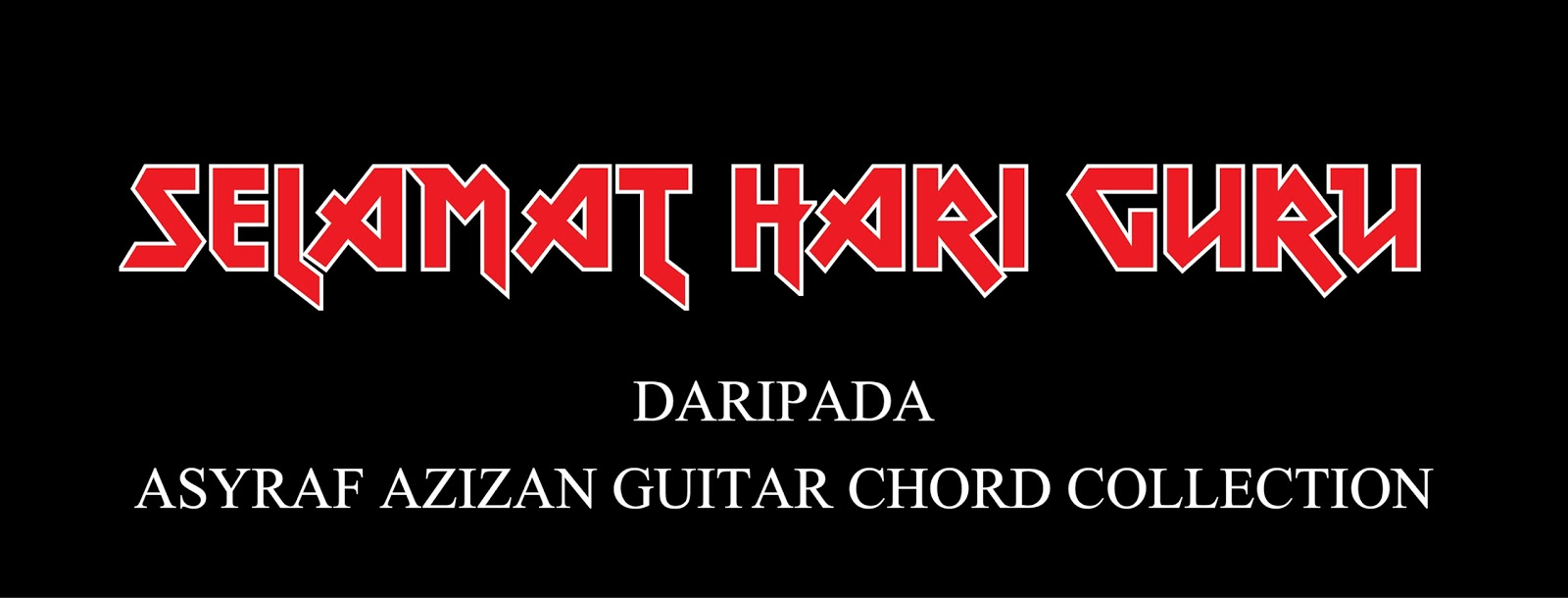 Malaykord  Malay Guitar Chord  Apps on Google Play