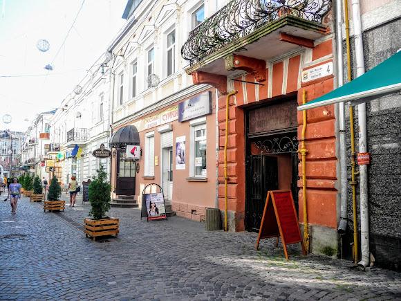 Тернополь. Валовая ул.