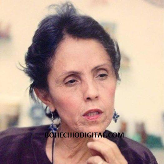 Muere veterana periodista paro cardíaco Elsa Expósito