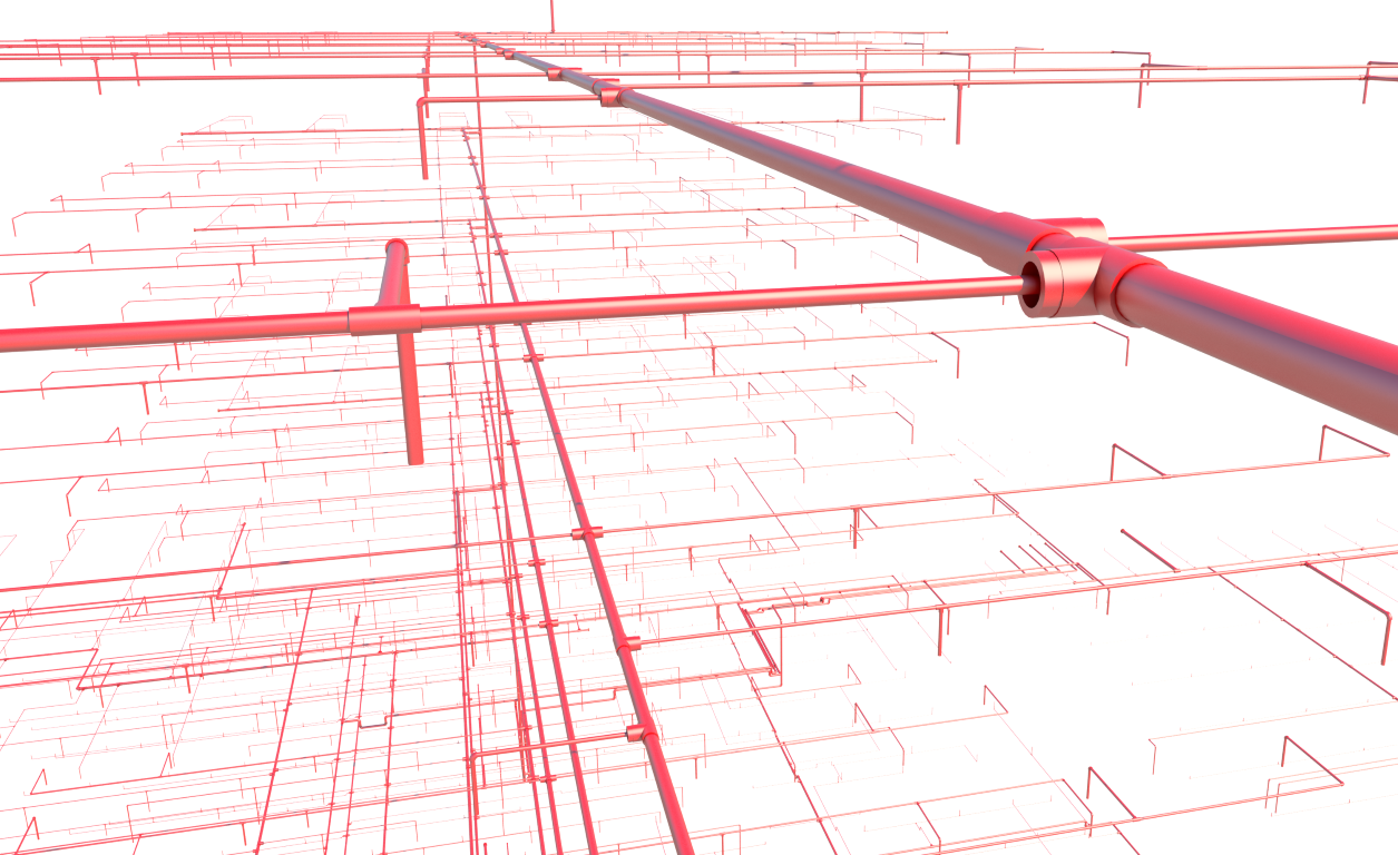 Revit Add Ons Fire Sprinklers Effective Design Of Sprinkler Piping Layout Calculation We Also Recommend The Separate Cut Opening Solution To Easily Create Openings With Safety Components Where System Pipes Intersect Walls
