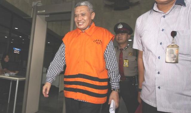 Ruslan A Gani Akui korupsi karena Setor 'Pajak Nanggroe' Rp 4,3 M