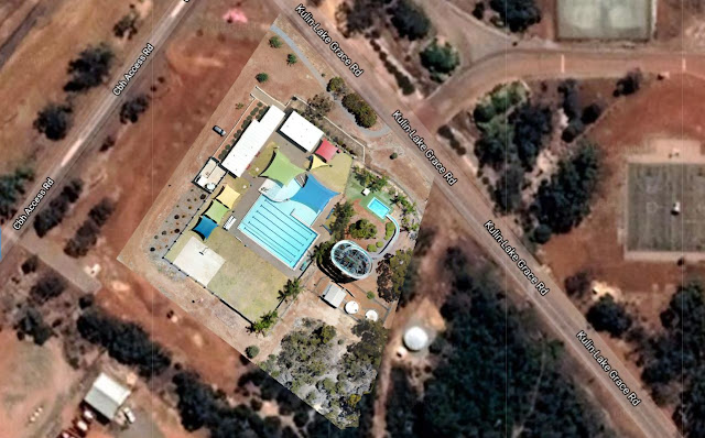 Kulin Water Slide Drone Site Scan using Drone Deploy - Image 2