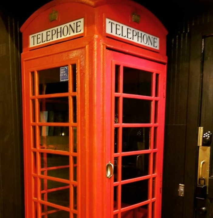 QuanLanaeGreen com: Date Night at the Red Phone Booth in Atlanta