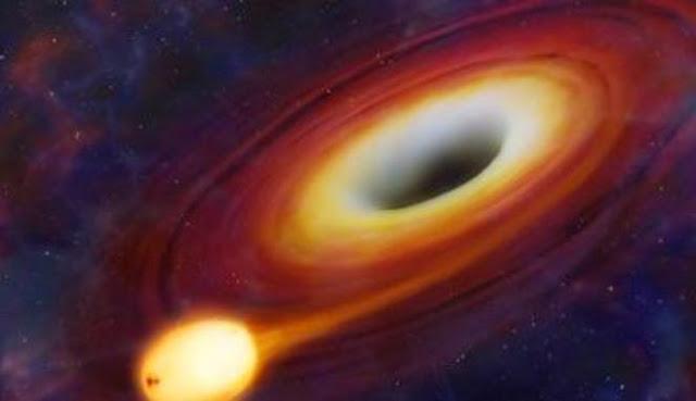 Misteri Black Hole (Lubang Hitam di Luar Angkasa) Ternyata Sudah Diungkap Al Qur'an Sejak Dulu
