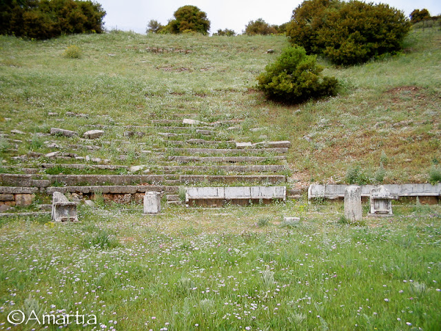 Orchomeno Arcadie Peloponnese Grèce