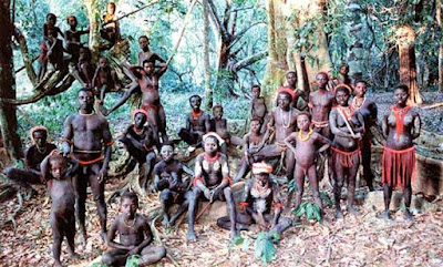 A Date With Jarawas - The Adivasis of Andaman