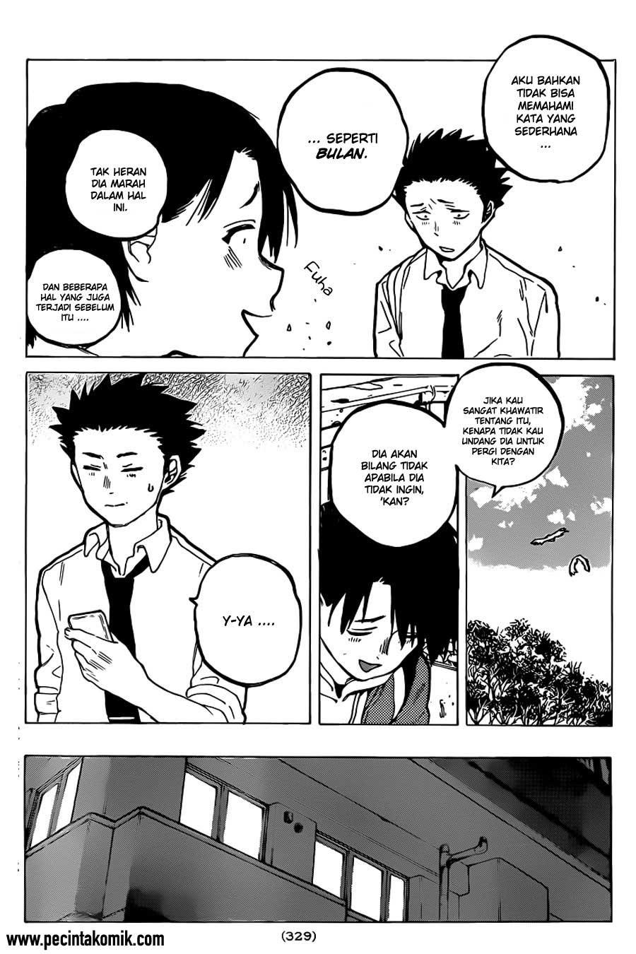 Koe no Katachi Chapter 24-18