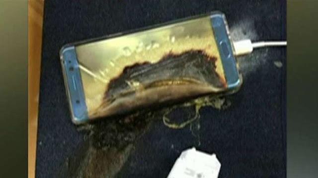 Sangat Menyedihkan, Tak Pernah Digunakan Smartphone galaxy Note 7 Harus Didaur Ulang