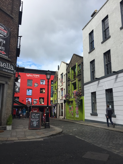 Irish rock n roll museum, Dublin
