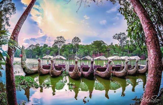Siem Reap Angkor Cambodia