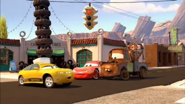 Mater, stop it!