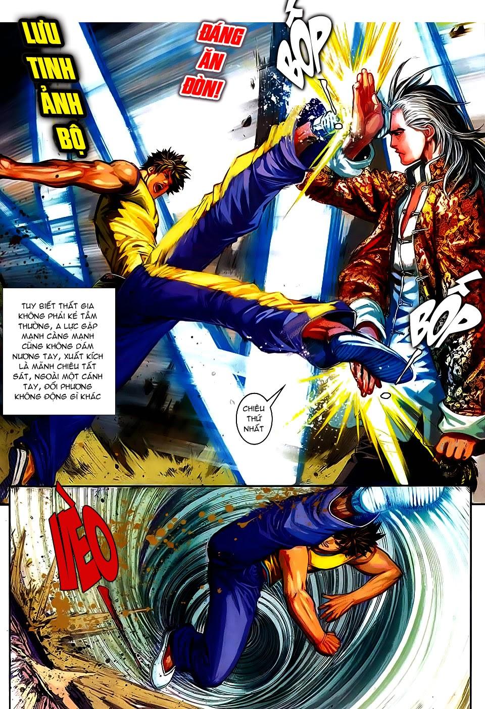 Quyền Đạo chapter 7 trang 9
