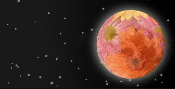 Full Moon Distant Healing Event on Wednesday, 10 May! Flower%2Bmoon