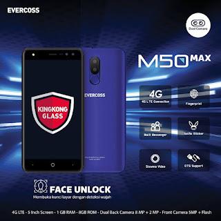 Firmware Evercoss M50 Max