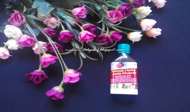Minyak Herba Asma Mujarab Pilihan Terbaik Untuk Keluarga Anda