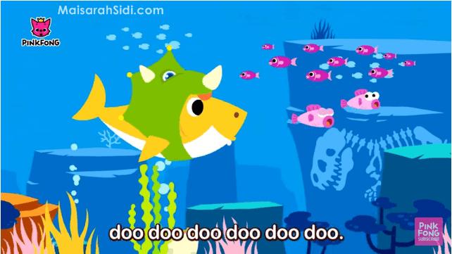 Lagu Baby Shark