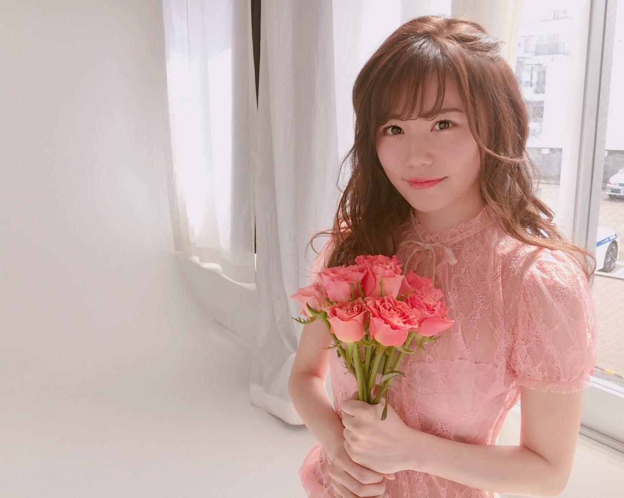 Komiyama Haruka 込山榛香 AKB48, BOMB! 2017.06 (ボム 2017年06月号)