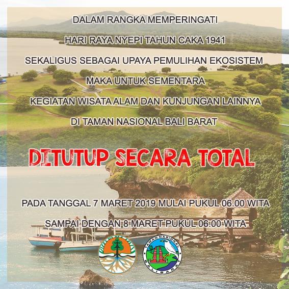Peringati Hari Raya Nyepi Tahun Caka 1941 Balai Tn Bali