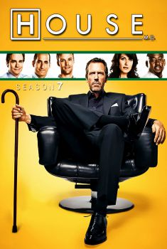 Dr. House 7ª Temporada Torrent - WEB-DL 720p Dual Áudio