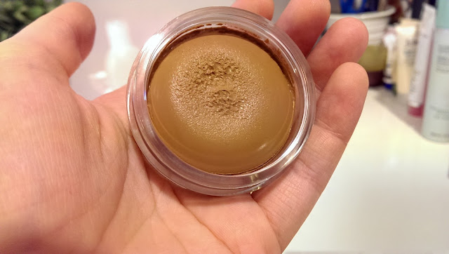 Picture of Bourjois bronzing primer (looks like a poo!)