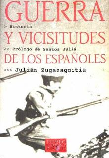 Guerra y vicisitudes de los españoles / Julián Zugazagoitia