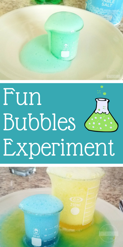 bubble-science