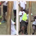 (Video&Photo) Angry footballer brutally attacked a referee in Zimbabwe after saying he was unfairly sent off the field