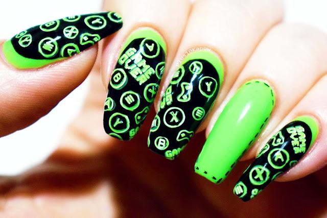 Xbox Numskull Geekstore Socks Nerdy Gamer Nails