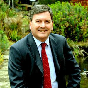 Mr Michael Gaunt, Consultant Vascular Surgeon