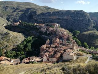 Albarracín Teruel.  Foto: T.R.