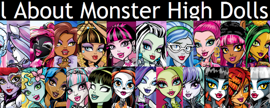 Complete List of New and Upcoming Monster High Dolls 2014