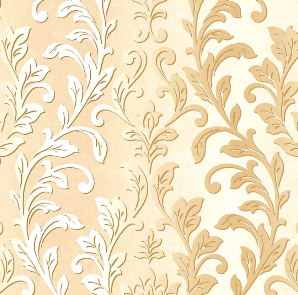 81e28227 Norwall Silver Leaf Damask Wallpaper TX34842 The Home Depot
