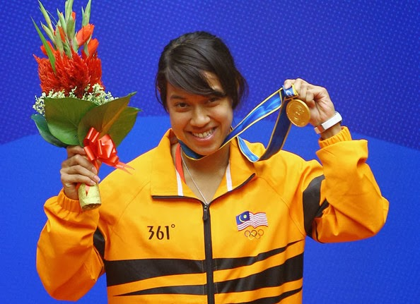Passion is a key to success - Nicol David