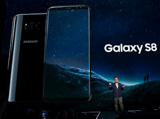 10 Features of Samsung Galaxy S8 that beats iPhone
