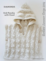 how to knit, free knit patterns, hats, ponchos, scarves, vests,