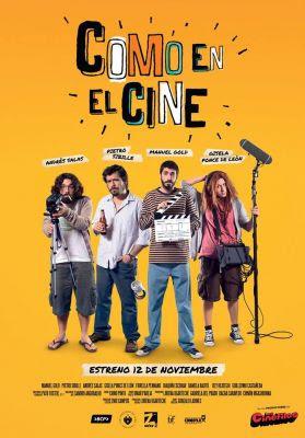 COMO EN EL CINE (2015) Ver Online - Español latino