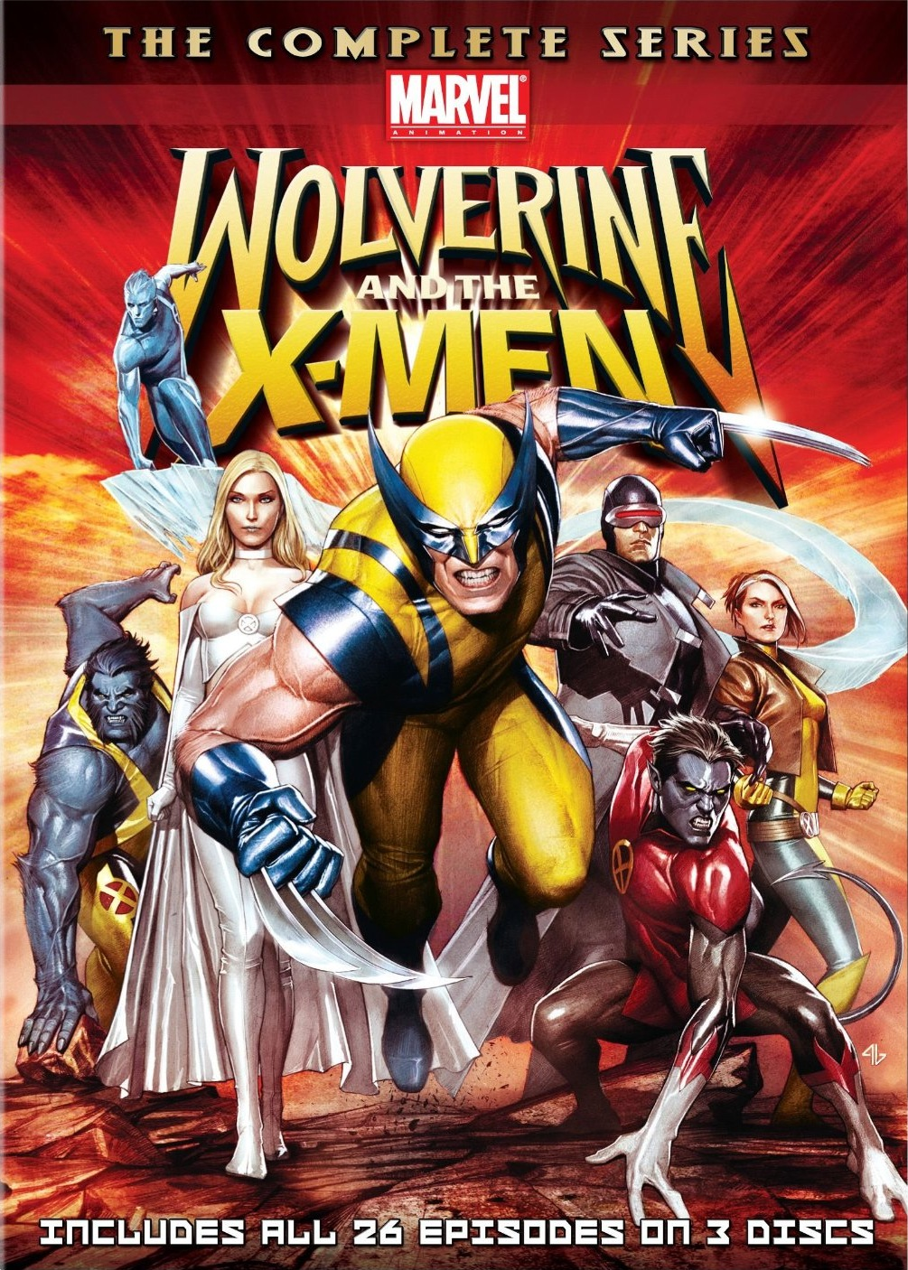 MARVEL: Wolverine and the X-Men tainies online oipeirates