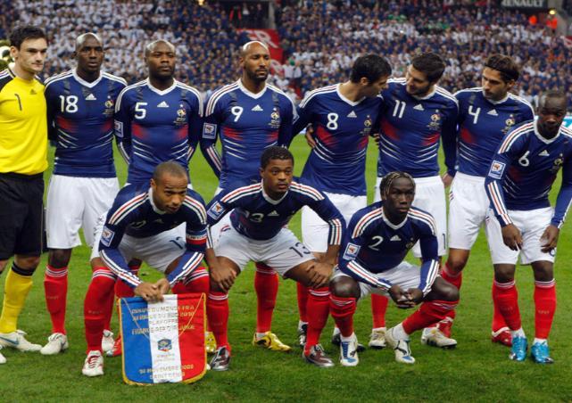 Foto Tim Sepak Bola Piala Eropa 2012
