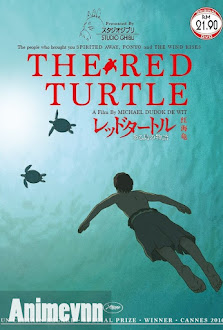 Con Rùa Đỏ - The Red Turtle 2016 Poster