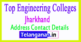 Top Engineering Colleges in Jharkhand