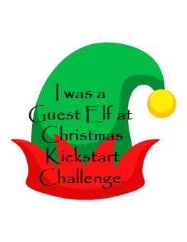 Guest Elf at Christmas Kickstart