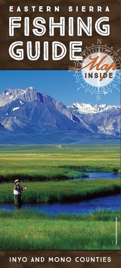 June lake california 2018 fishing guide for California fishing guide