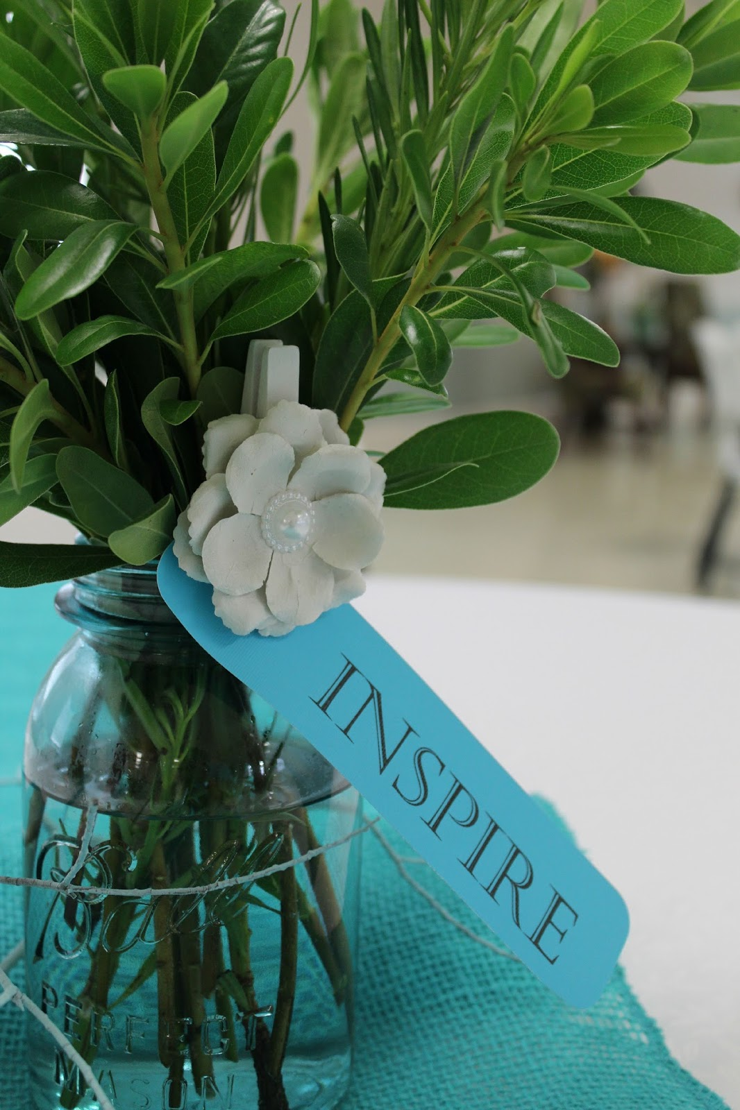 Ramblings of a Southern Girl: Decorating a Ladies Luncheon ...