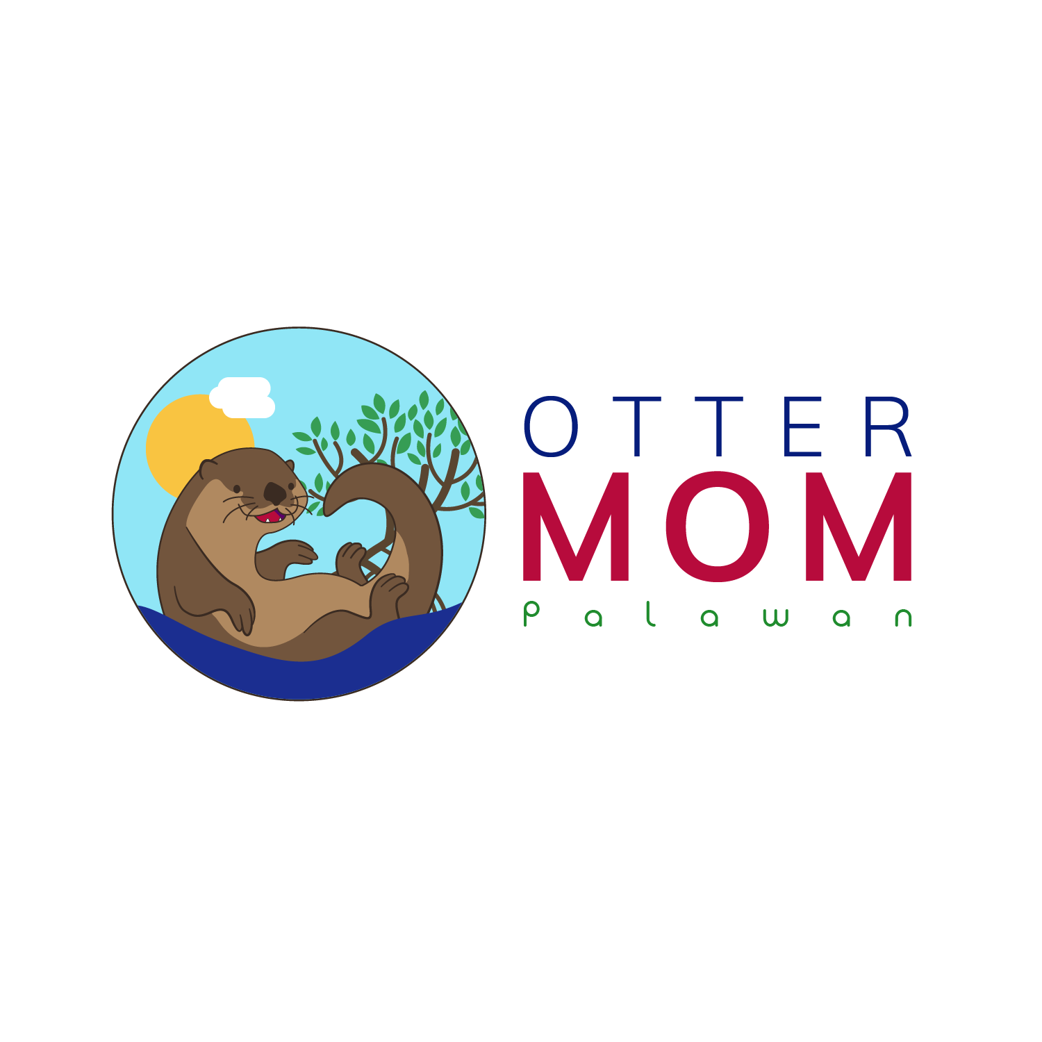 Otters of Palawan
