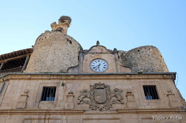 Castillo del Conde Fernán González, Sepúlveda