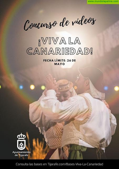 Tijarafe convoca un concurso de vídeos para celebrar el Día de Canarias