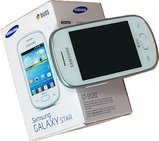flash Samsung Galaxy Star Duos S5282