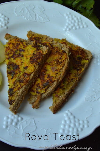 rava toast recipe2